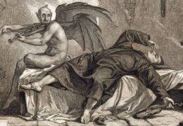 Espíritus malignos causando enfermedad (Caminando por los senderos de ángeles y demonios)