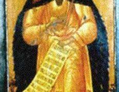 Блаженный Лаврентий, Христа ради юродивый