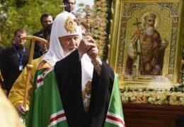 Patriarcha Kirill dice que el Bautismo de Rusia es el —acontecimiento revolucionario— más importante en la historia de la nación