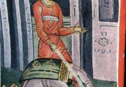 Mártires Platón y Roman