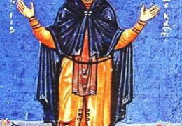 Свети преподобни Григорије Декаполит