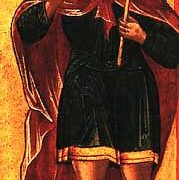 Святой мученик Роман и отрок Варул