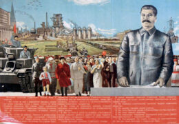 Стаљин је поступао према Русији као према Белом Конгу
