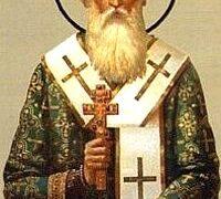Святитель Серапион, архиепископ Новгородский
