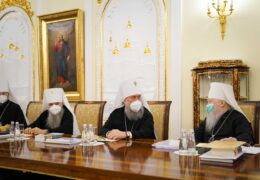 Разделена последняя епархия Русской Церкви