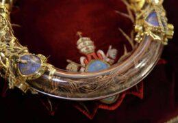 7 hechos sobre la corona de espinas del Salvador