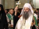 Наречење архимандрита Дамаскина за Епископа мохачког