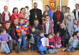 Дечји рођендан у парохији Св. Николаја Српског