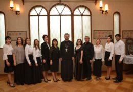 Великопостный концерт в приходе Св. Николая Сербского «Душа моя прегрешная».