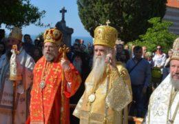 Архиерейская литургия в честь 900-летия монастыря Градиште