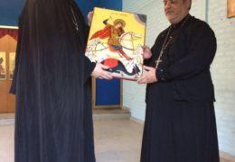 Visita al Monasterio Ortodoxo Serbio de San Serafín de Sarov