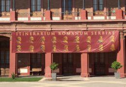 """""""La Ruta de los Emperadores Romanos en Serbia"""" en Museo Histórico y Militar  Santiago de Chile"""