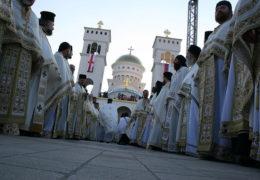 Fotos de la Consagración de la Iglesia de San Juan Vladimir en Bar – Montenegro