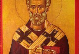 Свети Николај Чудотворац, архиепископ мирликијски – Никољдан