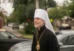 Metropolitana Ignacio sirvió La Divina Liturgia Episcopal en la iglesia Santísima Trinidad y Nuestra Señora de Kazan
