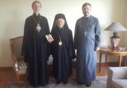 Визит Высокопреосвященнейшего митрополита Игнатия в Чили.