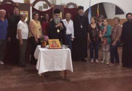Actividades del Metropolita Amfilohije y el Obispo Kirilo realizadas en Argentina