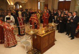 Парастос у руској цркви Свете Тројице у Београду