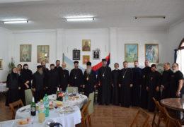 El Metropolita Siluan visitó al Metropolita Amfilohije y al Obispo Kirilo