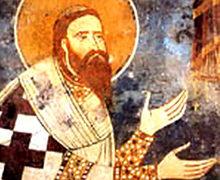 Свети Данило Други, Архиепископ српски