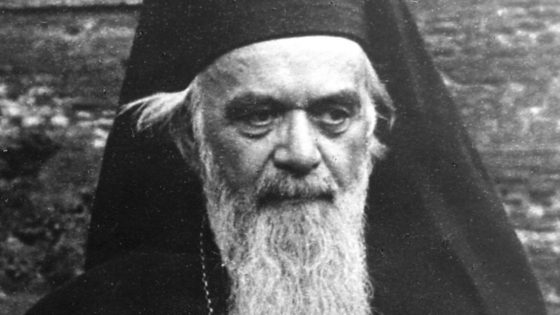 Свети Николај (Велимировић) Жички