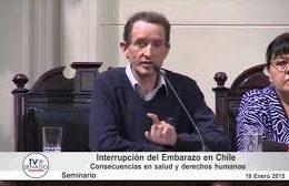 Seminario interrupcion del embarazo en chile – Jorge Becker