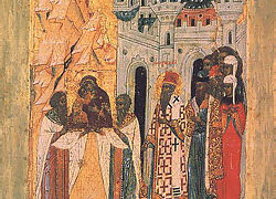 Сретение Владимирской иконы Пресвятой Богородицы