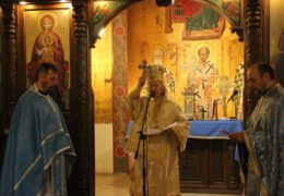 Престольный праздник церкви Рождества Пресвятой Богородицы в Сантьяго, Чили