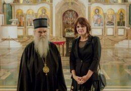 Видео: Митрополит Амфилохије у интервјуу Српској телевизији: Када би говорио против црногораца онда би говорио против себе