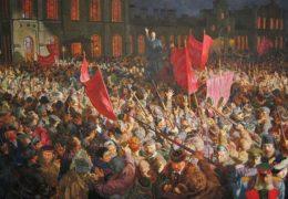 Мрачна сенка револуције