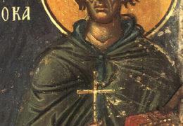 Свети преподобни Јован Кушчник