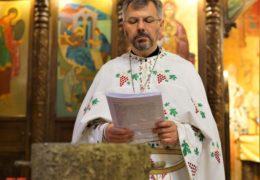 Gran Fiesta de Epifanía año 2018 en la parroquia de San Nicolás de Serbia, Chile.
