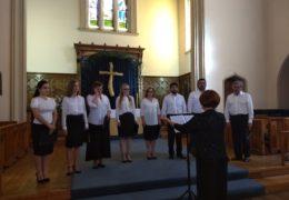 Фестиваль хоровой духовной музыки в Сантьяго, Чили