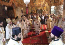 У Пећкој Патријаршији почело заседање Светог архијерејског Сабора Српске Православне Цркве