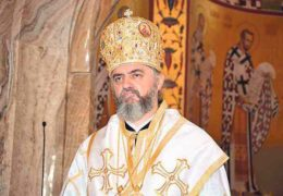 Monseñor Kirilo Bojovic se convertio en el Obispo de la Diócesis de Buenos Aires, Sur y Centro América