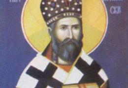 Свети Јоаникије Бокешки Митрополит Црногорско-приморски