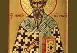 San Andrés, arzobispo de Creta