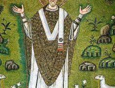 Hieromártir Apolinar, Obispo de Ravena
