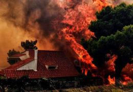 La Iglesia Ortodoxa Serbia llama a sus fieles a rezar por los fallecidos en los incendios en Grecia