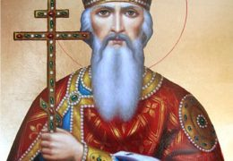 Св.Владика Николај: свети кнез Владимир – Крститељ Русије