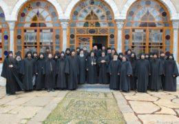 Palabras de enseñanza desde el Monte Athos