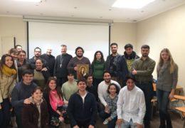 Reunión del Grupo Juvenil Ortodoxo
