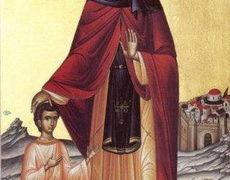Venerable Teodora de Alejandría