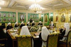 Заявление Священного Синода Русской Православной Церкви в связи с незаконным вторжением Константинопольского Патриархата на каноническую территорию Русской Православной Церкви