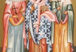 Mártires Rhipsime y Gaiana de Armenia