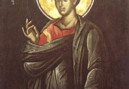 Апостол Фома Дидим (Близнец)