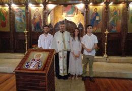 Crece nuestraParroquia Ortodoxa San Nicolás de Serbia