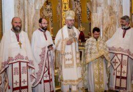 Владика Кирило служиo Литургију у подгоричком саборном храму
