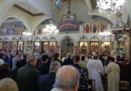 Celebración de 100 años de Presencia de la Iglesia Ortodoxa de Antioquia en Chile.