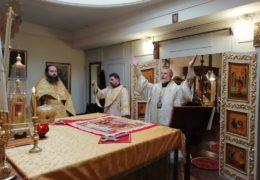 В Благовещенском кафедральном соборе города Буэнос-Айреса состоялись торжественные мероприятия по случаю 50-ти летней годовщины освящения этого собора